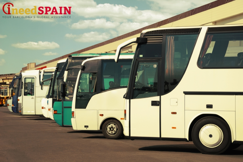 new bus network barcelona